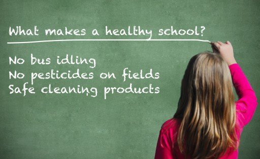 It's Back to School… but Is  Your Child's School a Healthy Place?